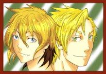 Arthur and Gustav