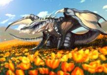 A Dragon in the Sun