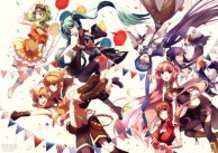 Vocaloid Party