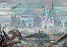 Year 2995 - Awakening of Unit Old