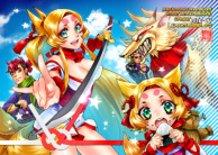 doujinshi cover artwork