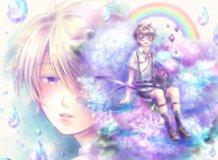 Sunny×rain=Rainbow∞