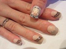 Anime Nail Art!