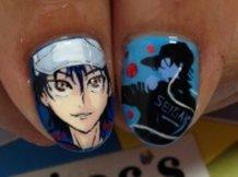 The prince of tennis! ITA-nail