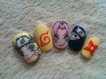 Naruto Nails!!