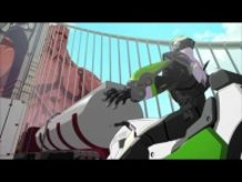 """First Episode of """"Tiger & Bunny"""" Viewable in English for Free!"""