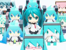 Nendoroid and graphig