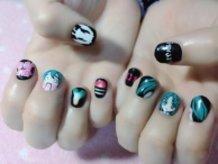 Hatsune Miku Nails!!
