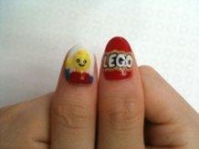 LEGO Nails 2