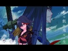 "TV Anime ""Kill la Kill"" CM (English Subbed)"