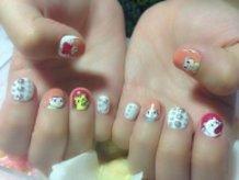 Tamu-kun Nails