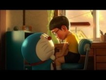 """Doraemon's 3D movie """"STAND BY ME"""" special trailer"""