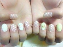 Sumikko Gurashi Nails