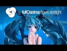 Hatsune Miku Deep Sea Girl ver. 1/8. (Shinkai Shoujo) | Figure Spotlight (4K)