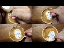 """Today's Leisure Time Cappuccino, """"Karasuno High Freshmen @ Haikyu!!"""""""