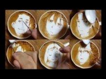 """Today's Leisure Time Cappuccino, """"Ano Hi Mita Hana no Namae o Bokutachi wa Mada Shiranai"""""""