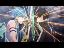 Sword Art Online -Lost Song- Reveals Another TVCM for Upcoming Game