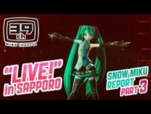 "[Hatsune Miku Day 2015] ""Senbonzakura"" in Sapporo 2013"