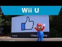 """Nintendo """"Super Mario Maker"""" x Facebook Collaboration Hackathon"""