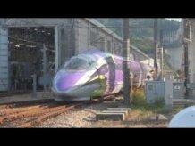 Evangelion Shinkansen Train, Move Out!