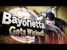 Game Teaser: Super Smash Bros. – Bayonetta Gets Wicked!