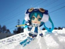 Snow Miku: Snow Owl Ver.