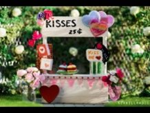 DIY Miniature - Kissing Booth Tutorial for Dolls, Nendoroid & Action Figures