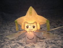 """A Light that Delivers Wishes♪ """"Jirachi"""" Lamp Shade"""