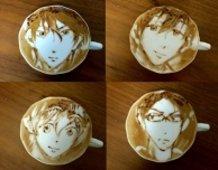 Free! -Eternal Latte Art-
