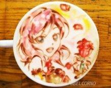 Latte Art [Maki Nishikino] Love Live!