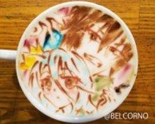 Latte Art [ ] No Game No Life