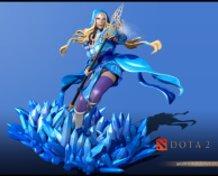 Crystal Maiden Fanart