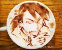 Latte Art [Lin Yao] Fullmetal Alchemist