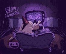 gloomy year 2016