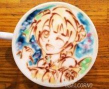 Latte Art [Kotori Minami] Love Live!