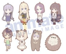 """""""NEW GAME!"""" Rubber Strap Collection"""