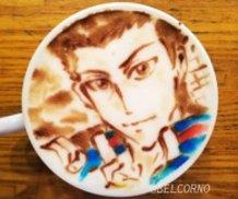Latte Art [Takeshi Momoshiro] The Prince of Tennis