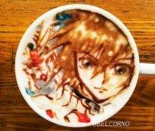 LatteArt【Kira Yamato】@ GUNDAM SEED