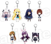 Absolute Duo Acrylic Keychains