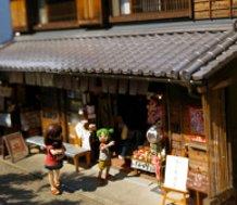 Yotsuba and little shop  - YOTSUBATO!