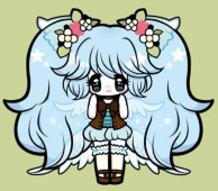 Crybaby Angel Reni
