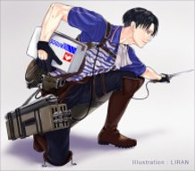 """Attack on Titan """"Home Delivery Corps"""""""