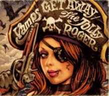 GET AWAY / THE JOLLY ROGER -jacket-