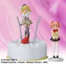Puella Magi Madoka Magica Figure Cake