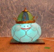 Cutely Shining!? King Slime Lamp Shade ♪