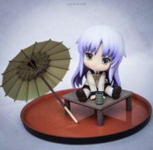 Tenshi on the table