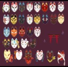 Fox Masks