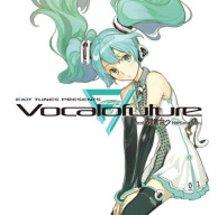 "CD ""Exit Tunes Presents Vocalofuture feat. Hatsune Miku"""