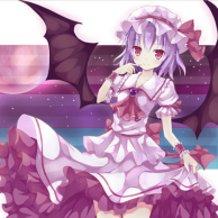 Scarlet Devil Eyes Vampire