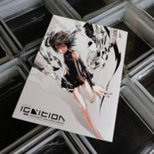 "Redjuice Doujinshi ""IGNITION redjuicegraphics works portfolio 2009-2010"""